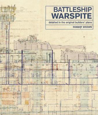 Battleship Warspite by Robert Brown