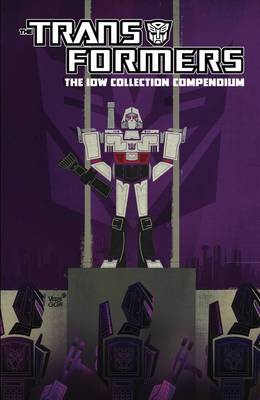 Transformers The Idw Collection Compendium Volume 1 book