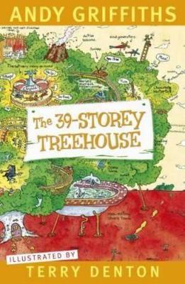 39-Storey Treehouse book