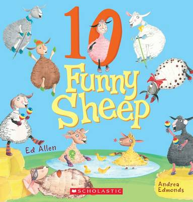 10 Funny Sheep by Ed Allen