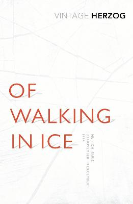 Of Walking In Ice book