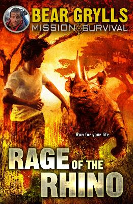 Mission Survival 7: Rage of the Rhino book