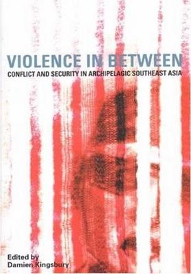 Violence in Between book