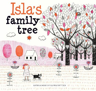 Isla's Family Tree by Katrina McKelvey