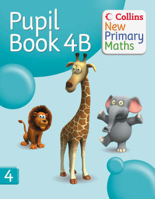 Pupil Book 4B by Peter Clarke