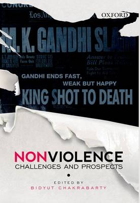 Nonviolence by Bidyut Chakrabarty