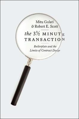 Three and a Half Minute Transaction by Robert E. Scott