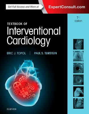 Textbook of Interventional Cardiology by Eric J. Topol