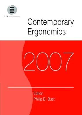 Contemporary Ergonomics 2007 by Philip D. Bust