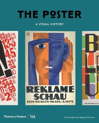 The Poster: A Visual History by Gill Saunders