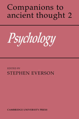 Psychology by Stephen Everson