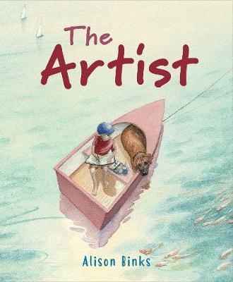 The Artist by Alison Binks