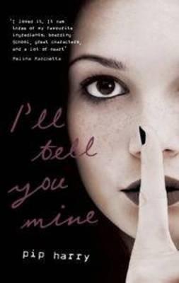 I'll Tell You Mine book
