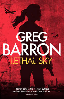 Lethal Sky book