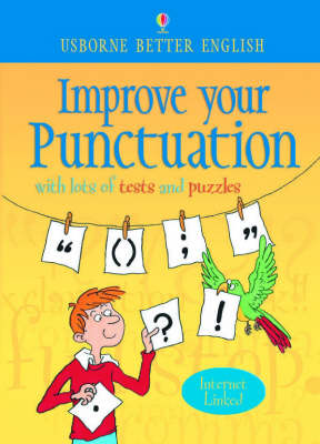 Improve Your Punctuation by
