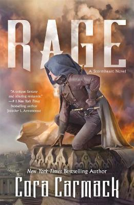 Rage: A Stormheart Novel by Cora Carmack