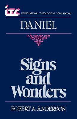 Daniel by Robert A Anderson