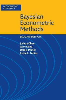 Bayesian Econometric Methods by Joshua Chan