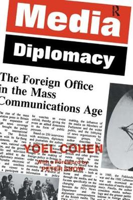 Media Diplomacy by Yoel Cohen