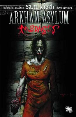 Arkham Asylum Madness TP by Sam Kieth