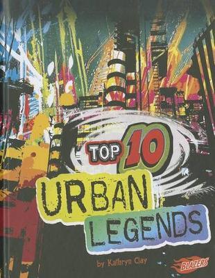 Top 10 Urban Legends book