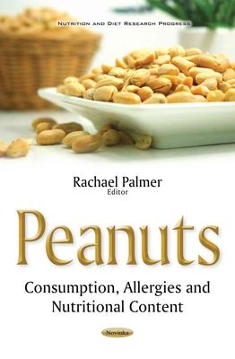 Peanuts by Rachael Palmer