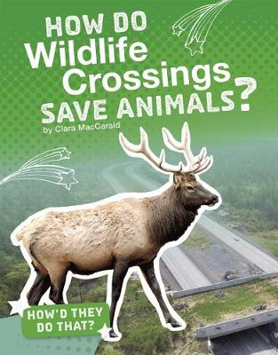 How Do Wildlife Crossings Save Animals? by Clara Maccarald
