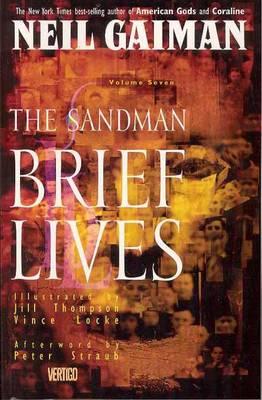 Sandman TP Vol 07 Brief Lives book