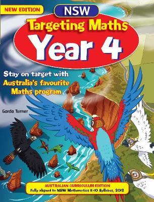 NSW Targeting Maths Year 4 - Student Book by Garda Turner