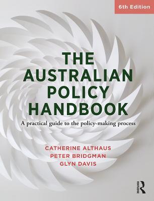 Australian Policy Handbook by Catherine Althaus