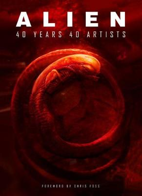 Alien: 40 Years 40 Artists book