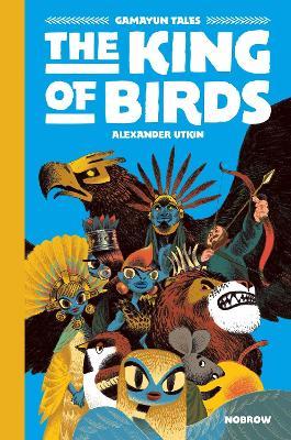 The King of Birds by Alexander Utkin