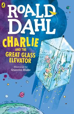 Charlie and the Great Glass Elevator book
