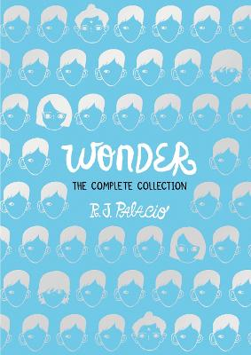 Wonder: The Complete Collection book