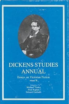Dickens Studies Annual by Michael Timko