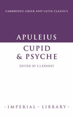 Apuleius: Cupid and Psyche by Apuleius