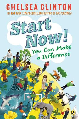 Start Now!: You Can Make a Difference book
