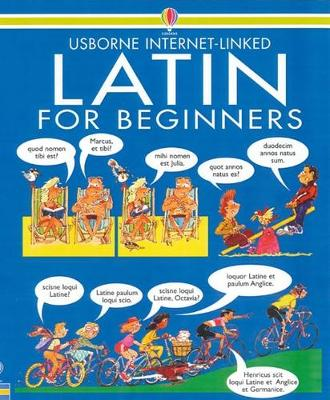 Latin for Beginners book