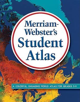 Merriam Webster's Student Atlas book