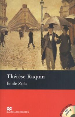Macmillan Readers Therese Raquin Intermediate Pack by Emile Zola