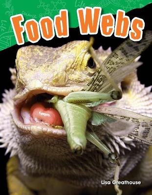 Food Webs by Lisa Perlman Greathouse
