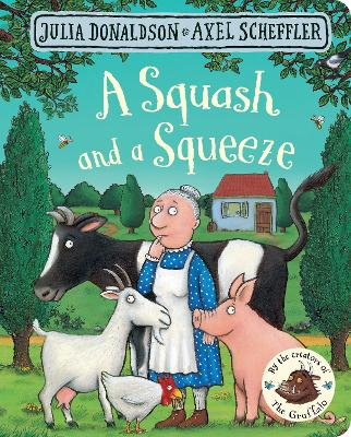A Squash and a Squeeze book