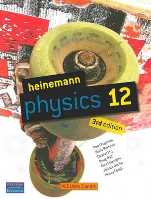 Heinemann Physics 12 by Rob Chapman