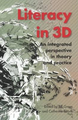 Literacy in 3D book