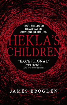 Hekla's Children by James Brogden