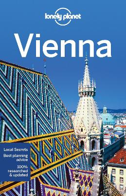 Lonely Planet Vienna book