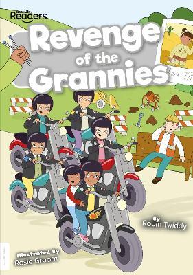 Revenge of the Grannies book