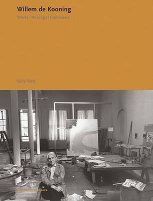Willem de Kooning book