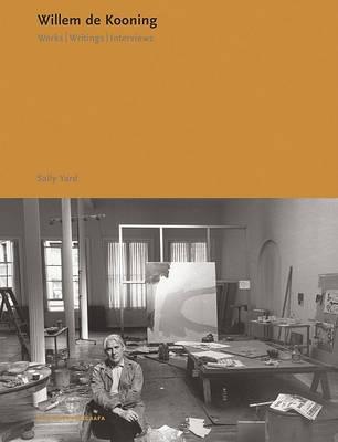 Willem de Kooning by Sally Yard