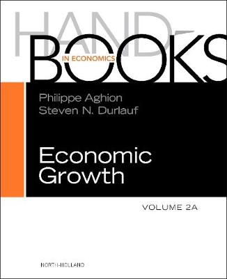 Handbook of Economic Growth by Philippe Aghion